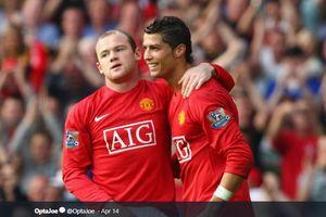 Saat Berkonflik dengan Rooney, Ronaldo Akui Sangat Ketakutan