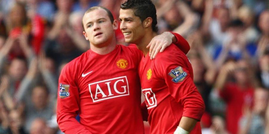 Terkuak! Soal Konfliknya dengan Rooney, Ronaldo Akui Sangat Takut