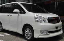 Incar Toyota Nav1 Bekas, MPV Lumayan Yang Barunya Dulu Kurang Dilirik