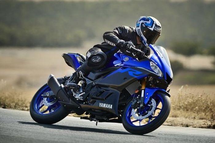 Yamaha R3 yang beredar di Amerika
