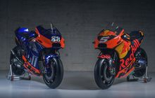 Nih Tampang Tim MotoGP KTM, Pabrikan dan Tech3 Sama-sama Disupport Redbull