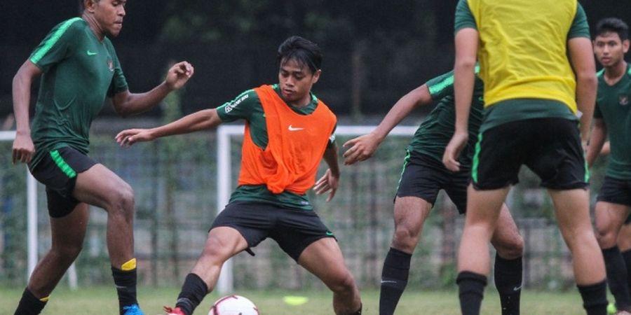 Gelandang Timnas U-19 Indonesia Bidik Tempat di Tim Inti Tira Persikabo