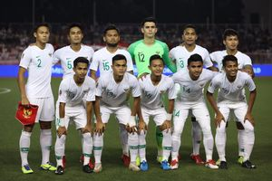 Live Streaming Timnas U-22 Indonesia Vs Myanmar di SEA Games 2019