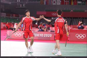 Olimpiade Tokyo 2020 – Ternayata Ini Penyebab Marcus/Kevin Keok Lawan Ganda Putra Taiwan