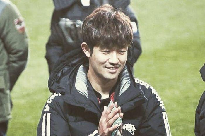 Mantan pemain Timnas Korea Selatan, Lee Sang-ho.