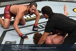 UFC 244 - Jorge Masvidal: Nate Diaz Masih Lebih Tangguh dari Conor McGregor!