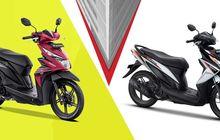 Honda BeAT dan Vario 110 eSP Mesin Sama, Tapi Kok Beda Harga?