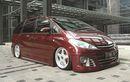 Toyota Estima 2001 Makin Dewasa Setelah Empat kali Dimodifikasi