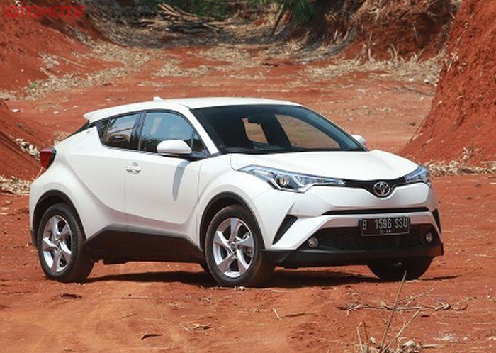 Test Drive Toyota C-HR