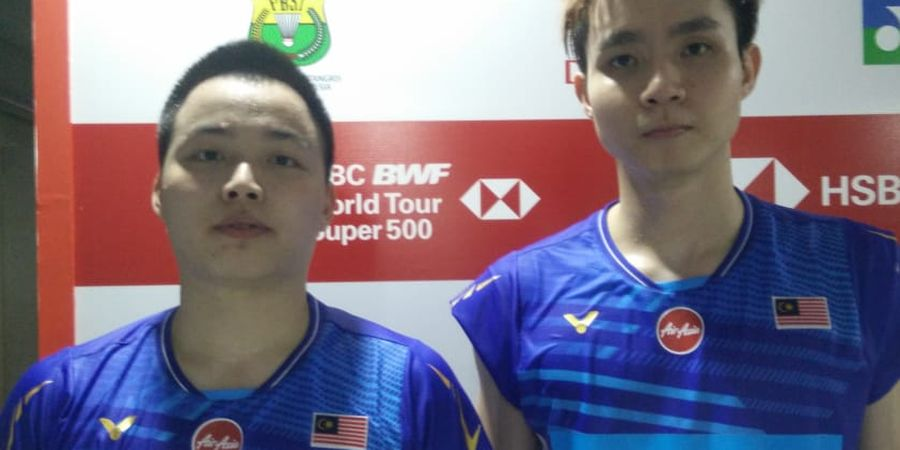 Ganda Putra Malaysia Berharap BWF Perpanjang Periode Kualifikasi Olimpiade 2020 Selama 1 Tahun