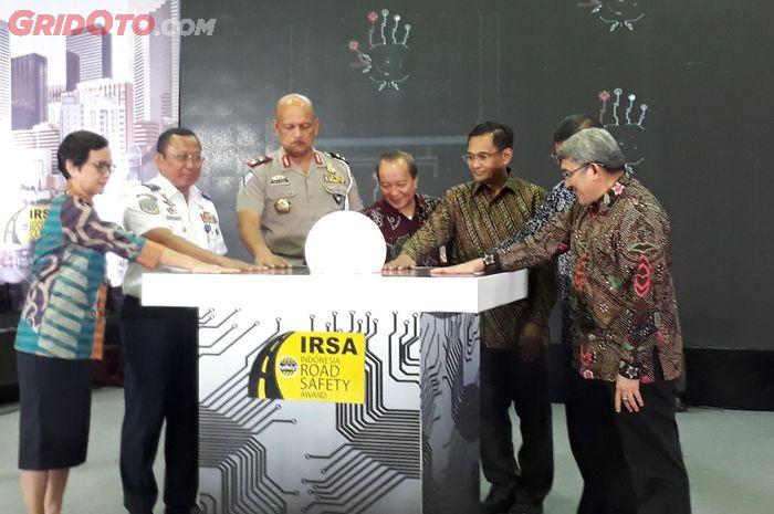 Lima pilar keselamatan jalan di Indonesia berkolaborasi dengan Adira Insurance