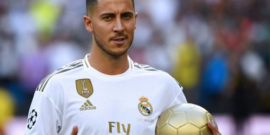 Link Live Streaming Real Madrid Vs Club Brugge - Pembuktian Hazard
