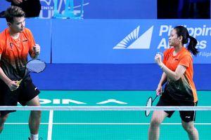 Hasil Thailand Masters 2020 - Kalah dari Wakil Denmark, Rinov/Pitha Langsung Angkat Koper