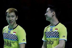 Hasil Undian BWF World Tour Finals 2019 - Duet Marcus/Kevin Terjebak di Grup Neraka