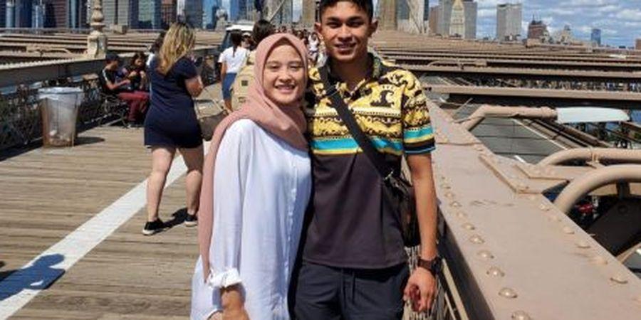 Sukses Jadi Pejuang LDR, Eks Rekan Kevin Sanjaya Nikahi Mantan Tunggal Putri Indonesia
