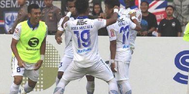 Bersinar di Persib, Indra Mustafa Dipanggil Timnas U-23 Indonesia