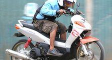 Edan Motor Yamaha Nouvo Dibikin 2 Silinder 300 cc Bersuara Moge