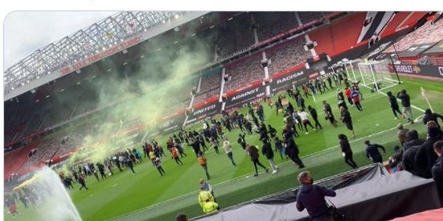 Bela Suporter Manchester United, Jamie Carragher Sebut Eks Pelatih Liverpool Malas Berpikir