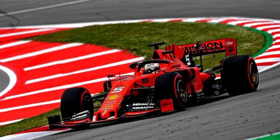 Tren Positif Hingga Paruh Kedua F1 Musim 2019 Diharapkan Sebastian Vettel
