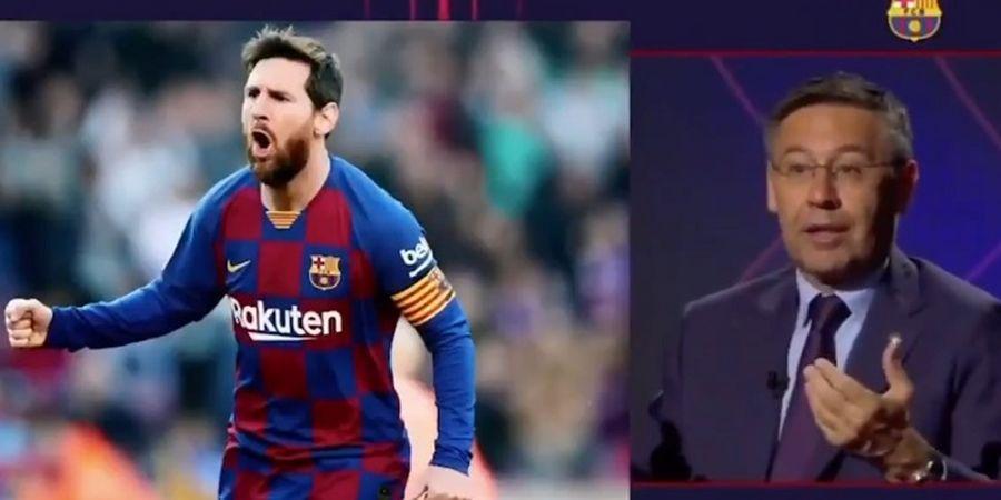 Hanya Satu Cara Lionel Messi Tinggalkan Barcelona, Tempuh Jalur Hukum