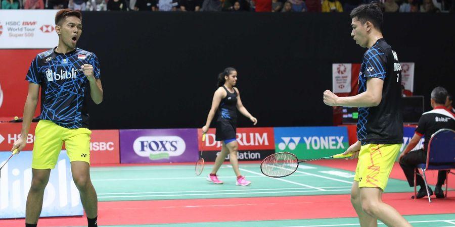 Thailand Open 2019 - Hadang Fajar/Rian, Ini Kunci Kemenangan Ganda Putra India