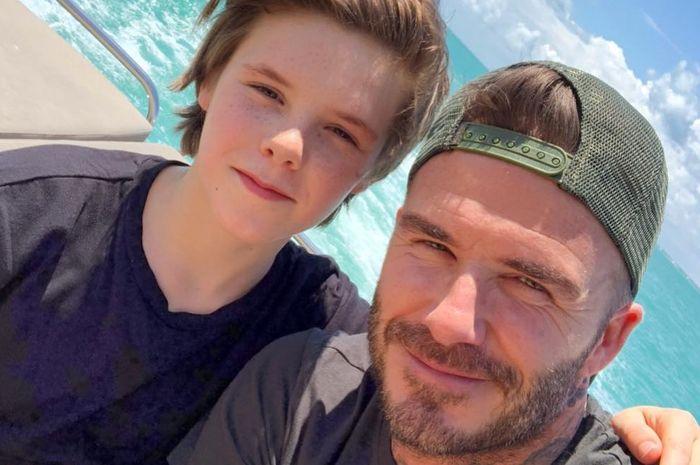 Cruz Beckham lebih memilih jalur musik daripada mengikuti jejak ayahnya sebagai pesepak bola