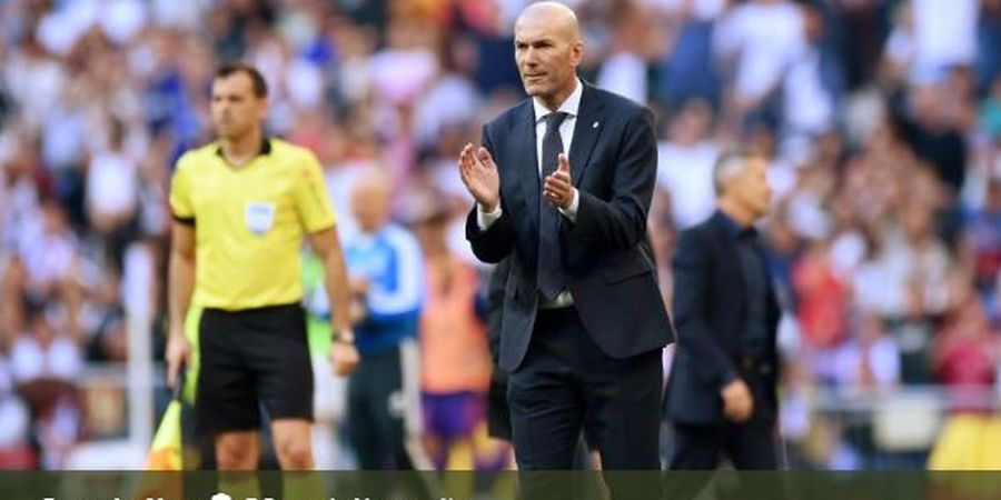 Dilatih Zidane di Real Madrid, Vinicius Junior Gugup Bukan Main
