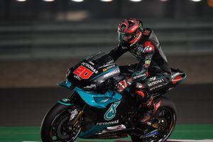 Waduh! Pengganti Valentino Rossi di Yamaha Terancam Dihukum Gara-gara Ketahuan Langgar Aturan
