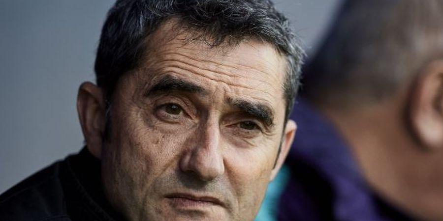 Valverde di Gerbang Pemecatan, Barcelona Kantongi 3 Pengganti Kenamaan