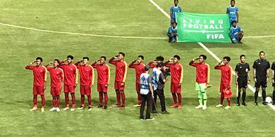 Link Live Streaming Timnas U-19 Indonesia Vs Timor Leste, Langkah Awal Menuju Piala Asia