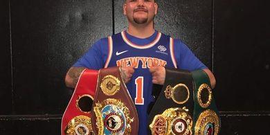 Andy Ruiz Jr Tak Peduli Joshua Telah Kurus: Saya Akan Mati demi Menang!