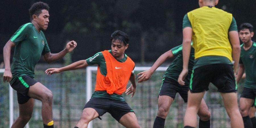 Pelatih Timnas U-19 Indonesia Puji Semangat Pulih Andre Oktaviansyah