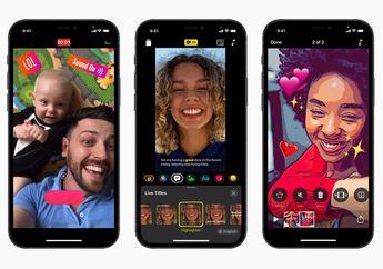 Update Apple Clips: Tampilan Baru dan Dukung HDR di iPhone 12