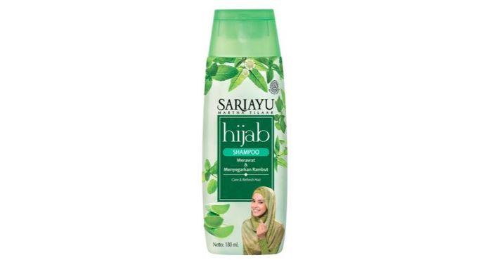 Rekomendasi Sampo Hijab Untuk Rambut Lebih Sehat - Sariayu
