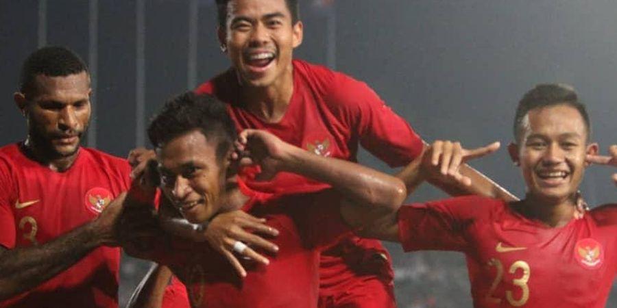 Osvaldo Haay Senang Bisa Cetak Gol di Final dan Bawa Timnas U-22 Indonesia Juara Piala AFF U-22