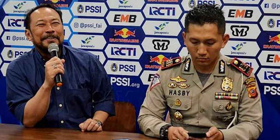 Pemilu Kembali Tunda Laga Piala Indonesia 2019, Jadwal Persib Vs Borneo FC Diundur
