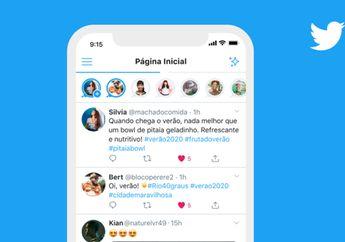 Fleets, Fitur Twitter yang Mirip Instagram Stories Resmi Diluncurkan