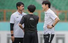 Shin Tae-yong dan Indra Sjafri Sedang Berpikir Rencana Timnas U-19 Indonesia