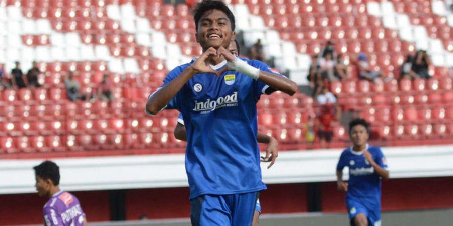 Pemain Baru Persib Bandung Punya Keinginan Bermain Bersama Stefano Lilipaly
