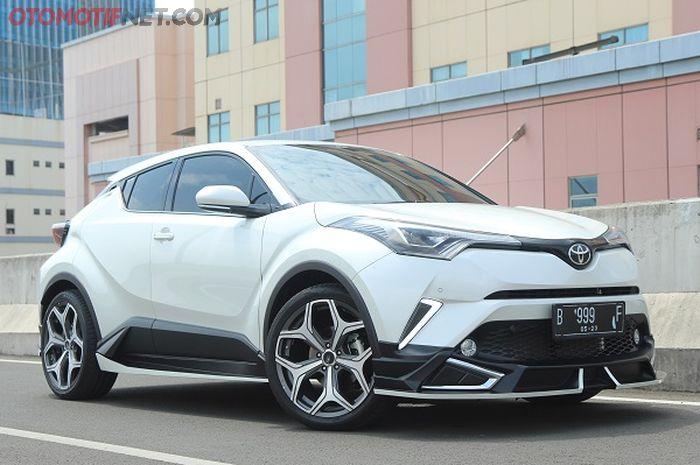 Toyota C-HR 2018 hadiah Istimewa Untuk Istri Tercinta