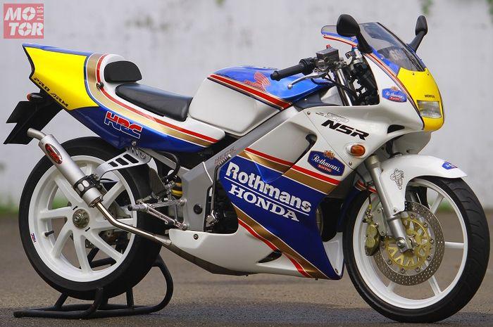 Honda NSR150 SP Rothmans
