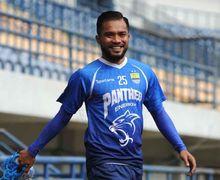 Baru Main 5 Menit Musim Ini, Zulham Zamrun Merasa Seperti Pemain Baru Persib Bandung
