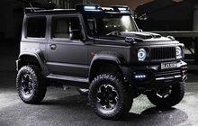 Suzuki Jimny Black Bison Kreasi Wald, Terlihat Lebih Tangguh