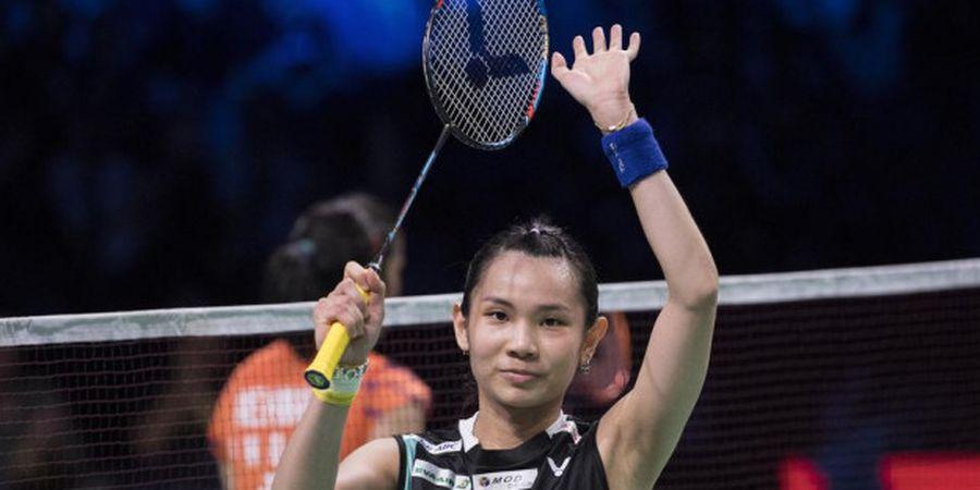Singapore Open 2019 - Berbeda dari Lin Dan, Tai Tzu Ying Lebih Sabar
