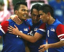 Ternyata! Ini Alasan Pesepak Bola Malaysia Jarang Berkarier di Indonesia