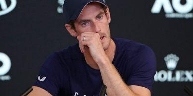 Usai Dibekap Cedera, Andy Murray Mengaku Makin Nikmati Bermain Tenis