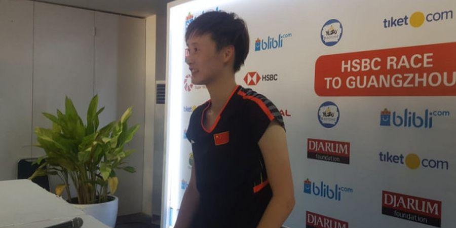 Chen Yufei Tak Pikirkan Rekor Pertemuan dengan Tai Tzu Ying