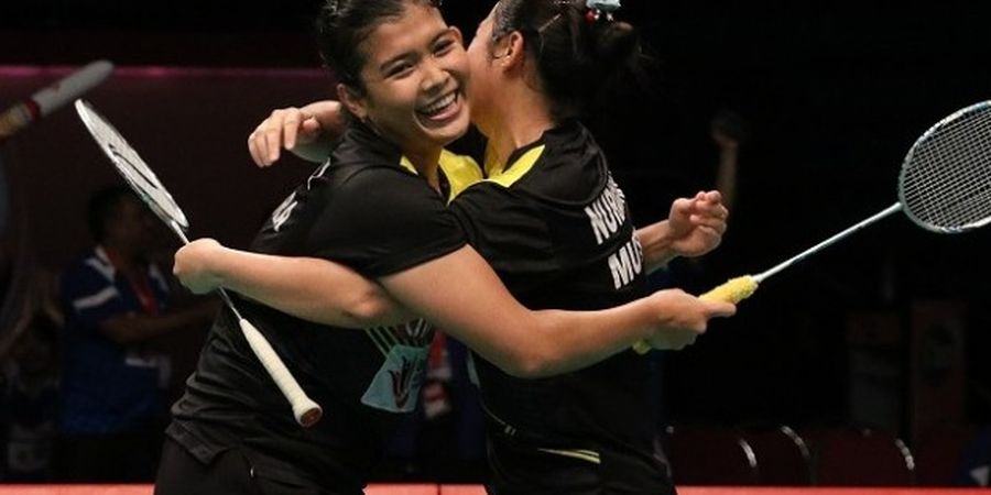 Hasil Indonesia Masters 2019 - Yulfia/Agatha Disingkirkan Wakil Jepang