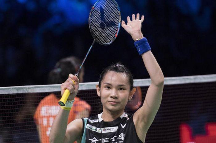 Pebulu tangkis tunggal putri Taiwan, Tai Tzu Ying.