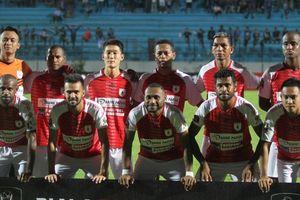 Persipura Jayapura Ungguli Madura United pada Babak Pertama